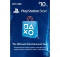 $10 USA PlayStation Network Card (PS Vita/PS3/PS4)