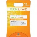 12 Month Xbox Live UK Gold Membership (Xbox One/360)