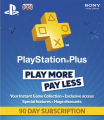 90 Day UK PSN Plus Subscription
