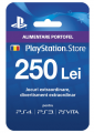 250 RON Playstation Network Card (PS Vita/PS3/PS4)