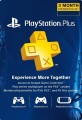 PlayStation Plus - 3 Month USA Subscription