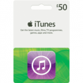 iTunes Gift Card £50